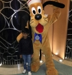 Samarth's Crafted Holiday on Disney Cruise