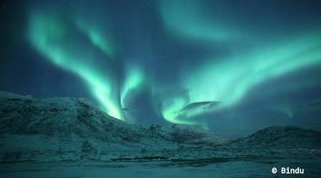 My Aurora Borealis Experience in Northern Norway