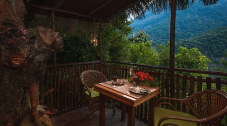 Top 5 romantic dining experiences for this Valentine's day