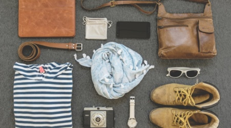 Three travel accessories that must travel with you