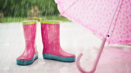 Five quick tips for rainproof travelling