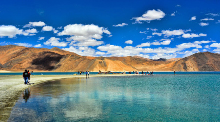 Five Beautiful Places in India That Share A Border With Other Countries