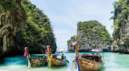Five questions that will help you choose your holiday destination in Thailand